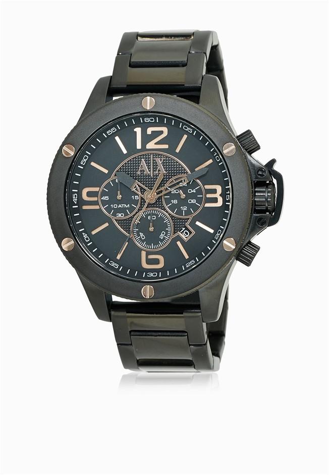 Handsome new Armani Exchange Chronograph Men's Watch