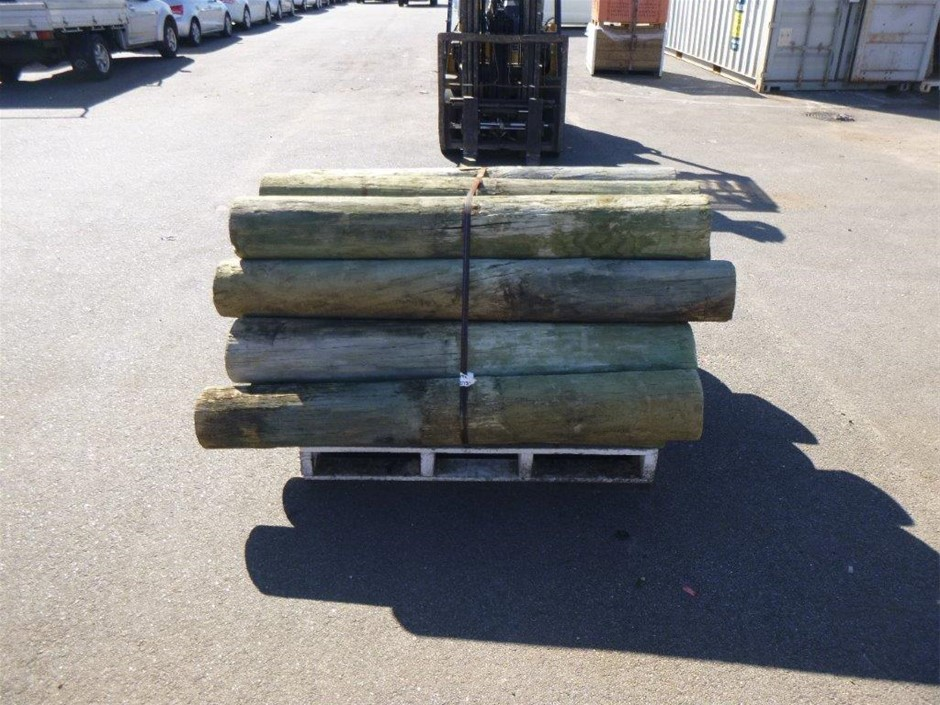1x Pallet of Treated Pine Post