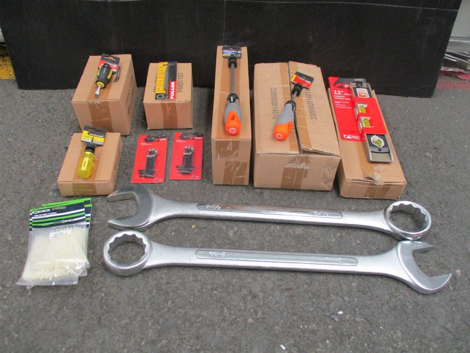 Qty 62 x Fuller Tradesperson/Handyperson Hand tools