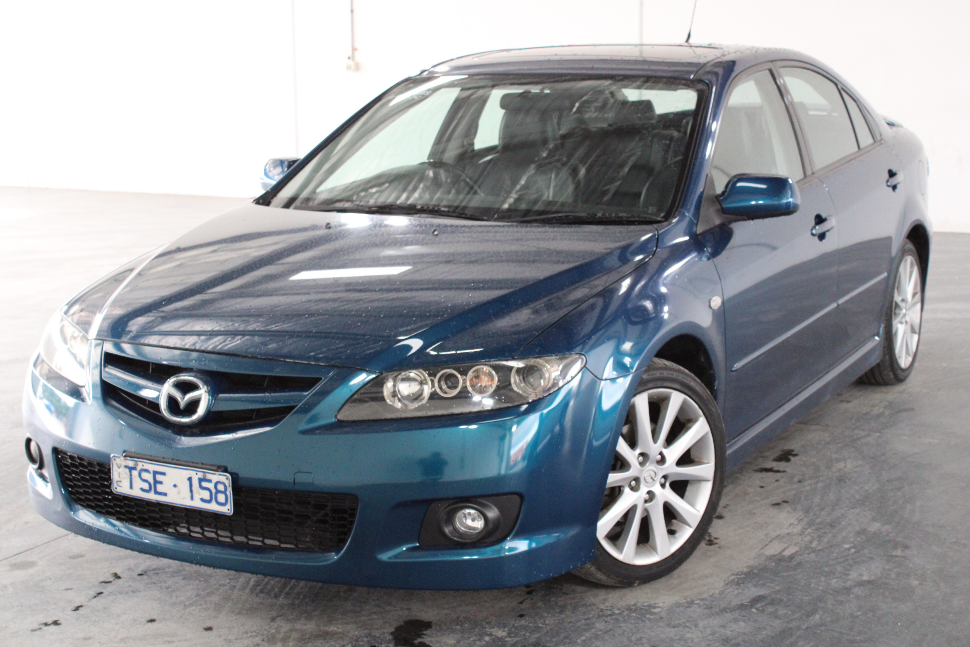 2005 Mazda 6 Luxury Sports GG Automatic Hatchback