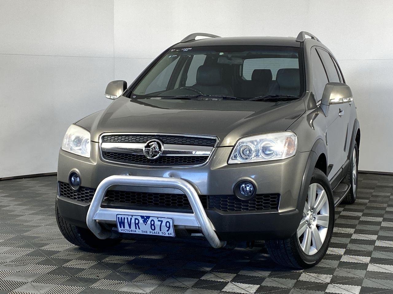 2008 Holden Captiva LX (4x4) CG Automatic 7 Seats Wagon