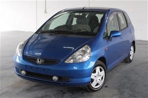 2002 Honda Jazz VTi GD CVT Hatchback