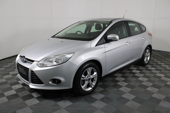 2011 Ford Focus Trend LW Automatic Hatchback, 93,582km