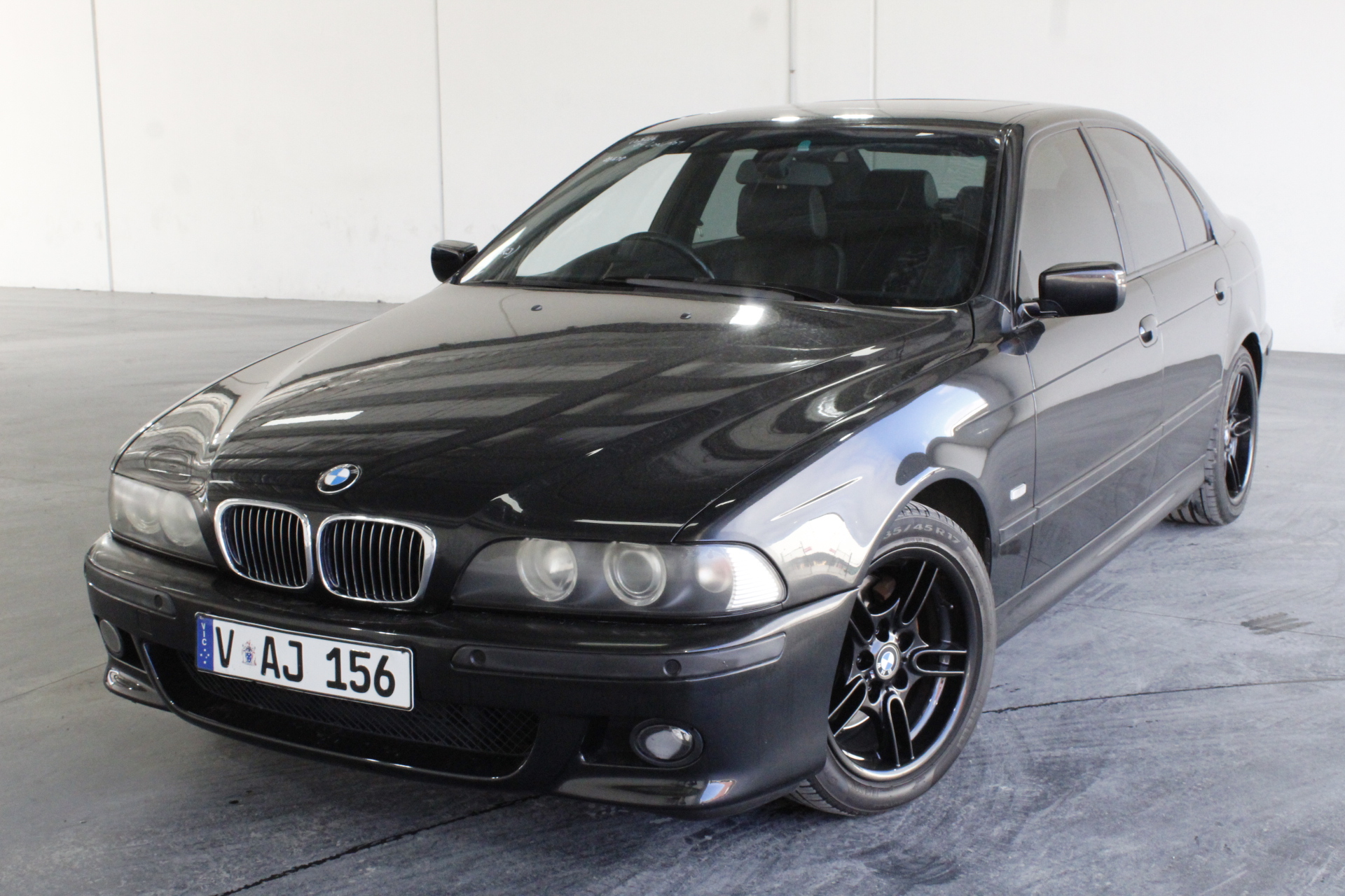 2003 BMW 5 40i M Sport High Tech E39 Auto Sedan, RWC issued15/072020