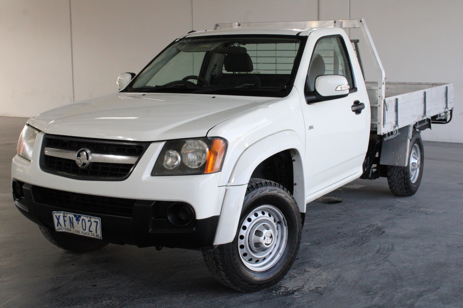 2008 Holden Colorado 4X2 LX 3.6 V6 RC Automatic Cab Chassis
