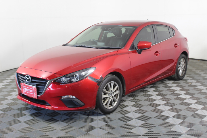 2014 Mazda 3 Touring 6sp Manual Sedan 115,203 kms