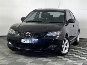 2004 Mazda 3 Maxx Sport BK Automatic Sed