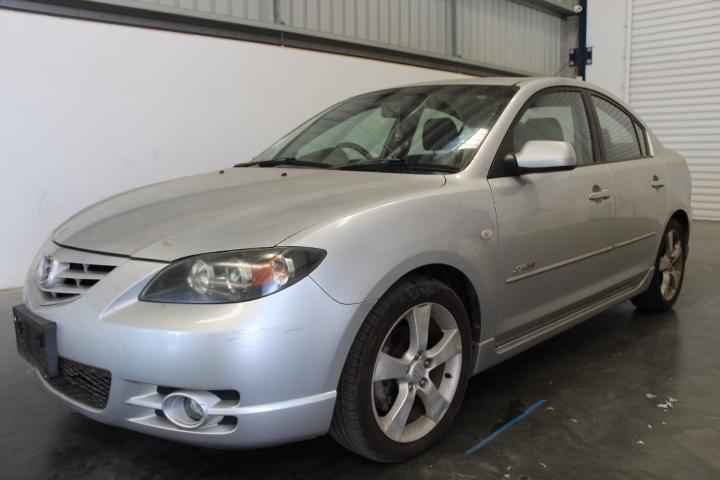 2004 Mazda 3 SP23 BK Automatic Sedan