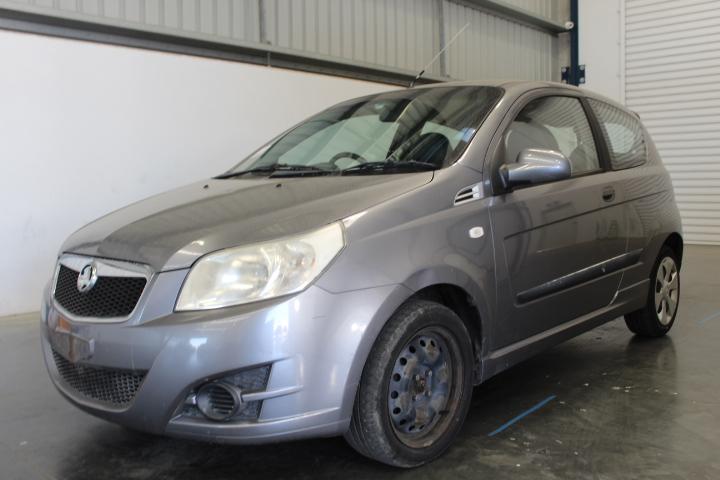 2008 Holden Barina Hatchback