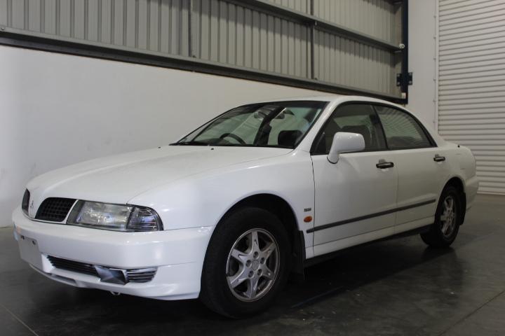 2003 Mitsubishi Magna Advance TJ II Automatic Sedan