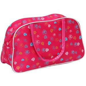 2 x Ladies' Pink Toiletry Bag (Medium- 3