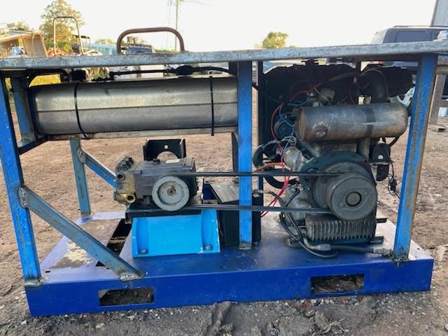 Gehnie or High Lift Pump