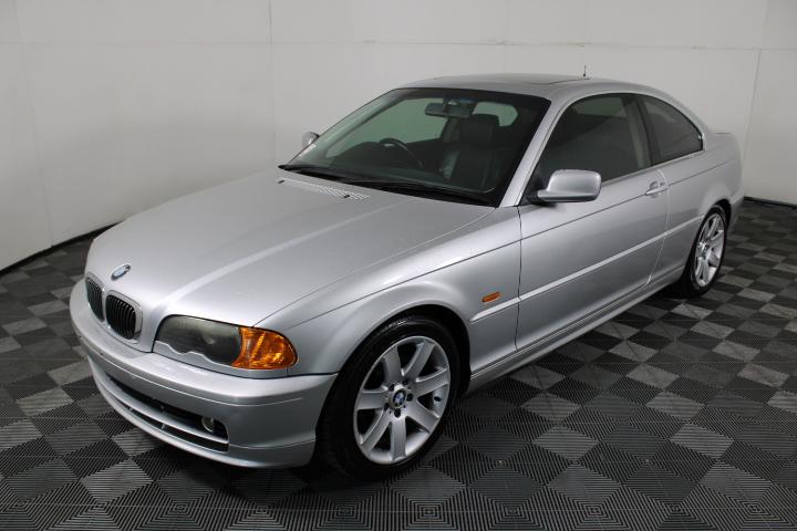 2000 BMW 3 23Ci E46 Manual Coupe