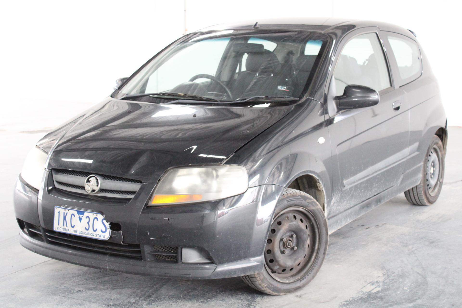 2008 Holden Barina TK Automatic Hatchback