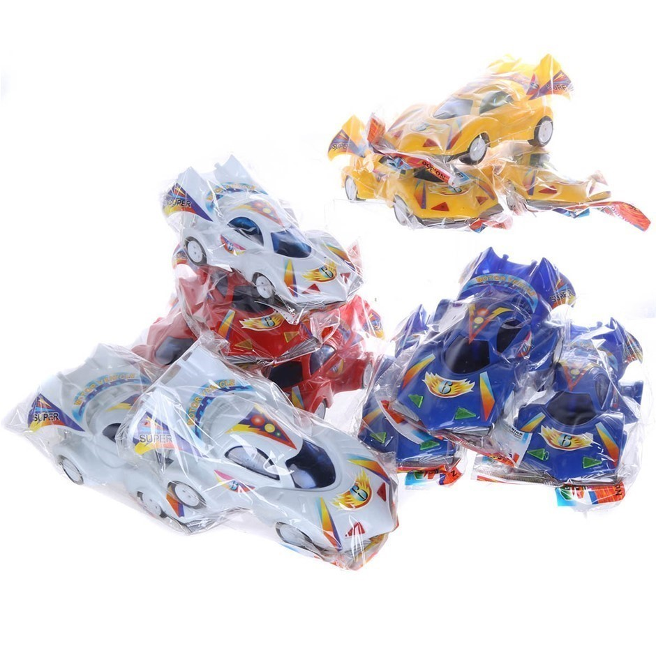 12 x Super Racing Cars - Assorted Colours. (SN:ZFG00105) (275161-755)