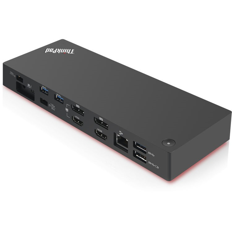 Lenovo ThinkPad Thunderbolt 3 Dock Gen-2, Black