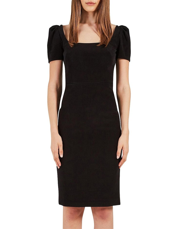 REBECCA VALLANCE Ivy Dress. Size 10, Colour: Black. ORP: $699.00 Buyers Not