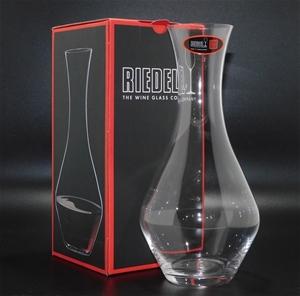 Riedel Crystal Glass Merlot Decanter (1x