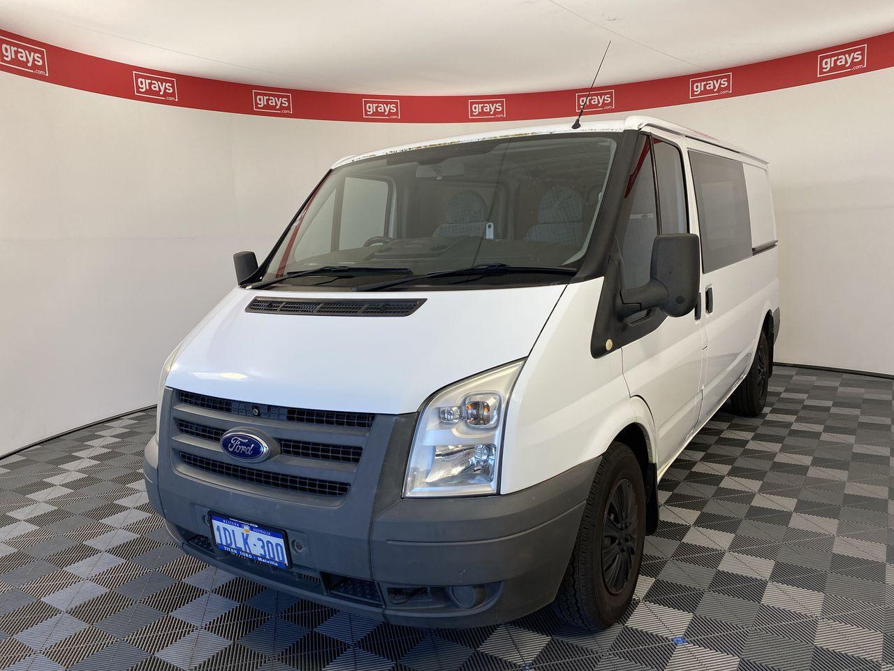 2008 Ford Transit LOW (MWB) VM Turbo Diesel Manual Van