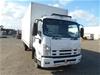 <p>2010 Isuzu FRR EuroV 500 long 205 sitec series 4 x 2 Pantech Truck</p>