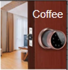Smart Door Lock Coffee