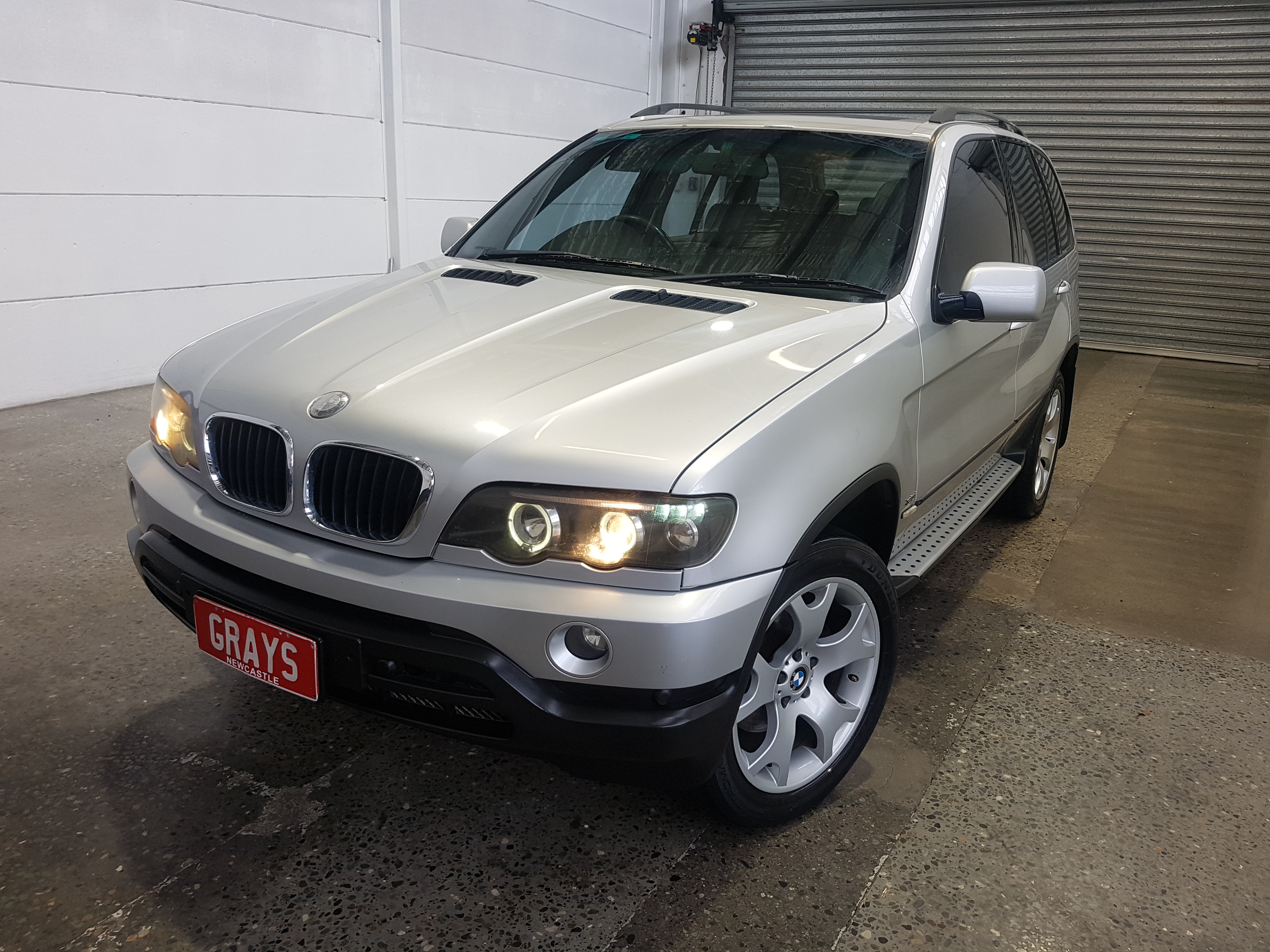 2003 BMW X5 3.0i E53 Automatic Wagon
