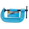 3 x BERENT G-Clamps, Sizes; 50mm, 75mm & 100mm Buyers Note - Discount Freig