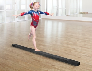 2.4m (8FT) Gymnastics Folding Balance Be