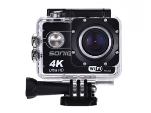 SONIQ 4K Action Camera (AAC001)
