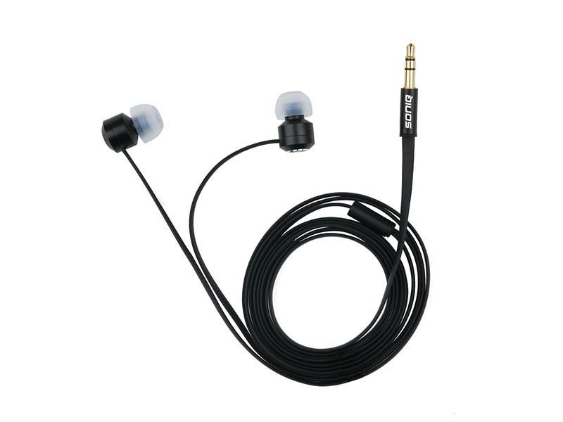 SONIQ In Ear 3.5Mm Earphones (AEP100K)