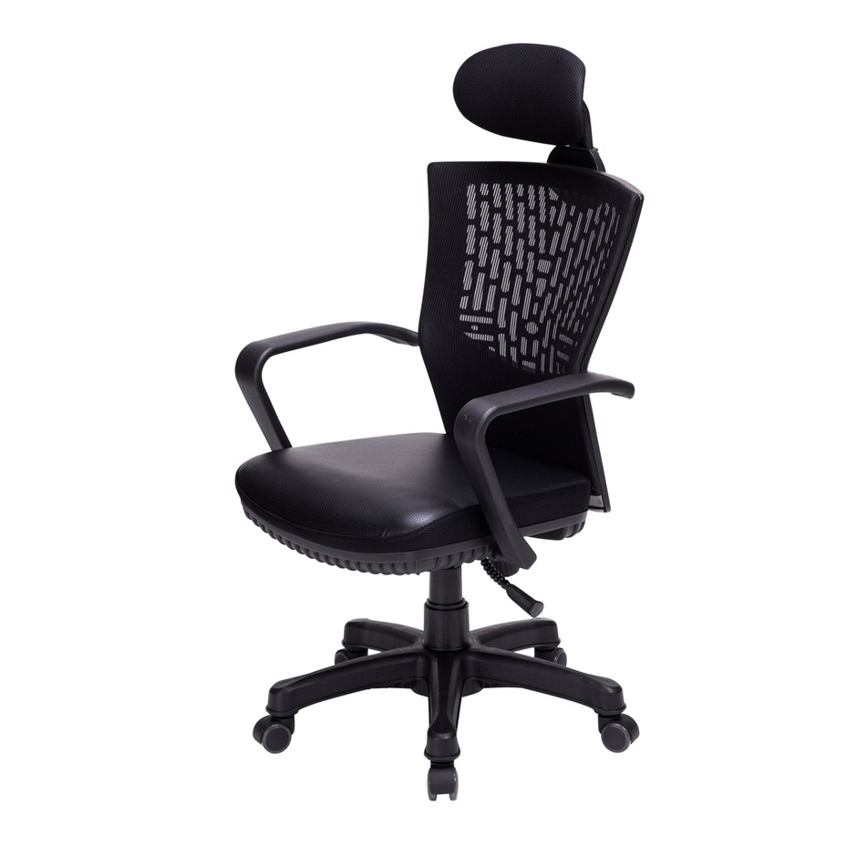 Korean Office Chair CHILL - BLACK