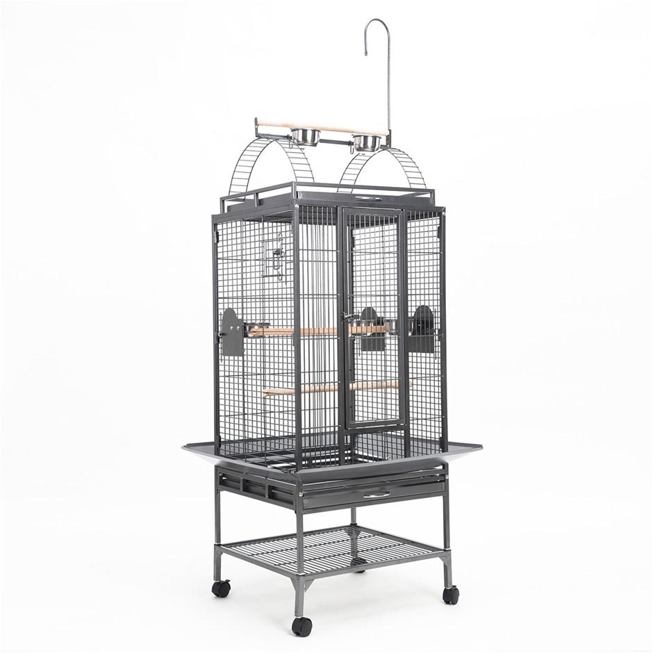 203cm Bird Cage Parrot Aviary TENOR