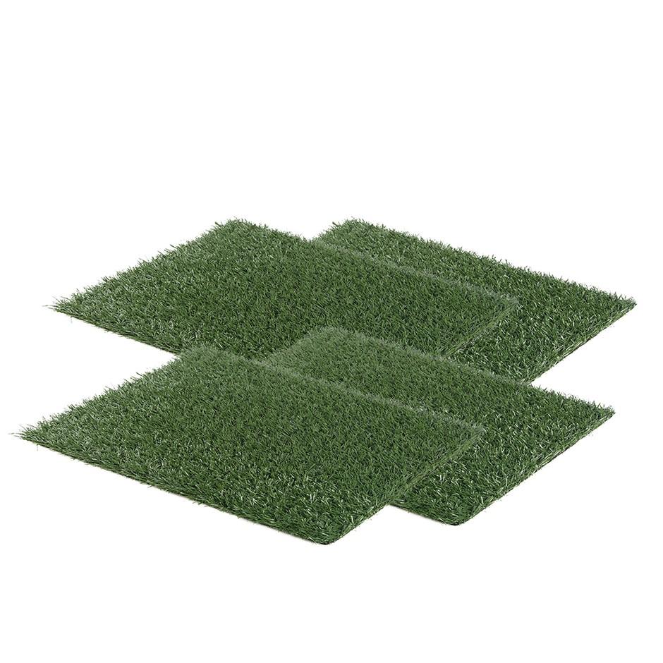4X 63.5cm x 38cm Grass Mats