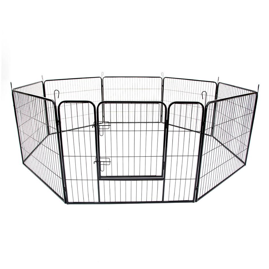"""40"""" Heavy Duty 8 Panel Foldable Pet Playpen"""