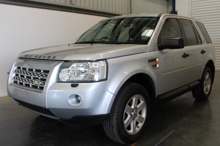 2007 Land Rover Freelander 2 SE (4x4) Automatic Wagon