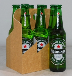 Heineken Original Lager Bottles (24x 330