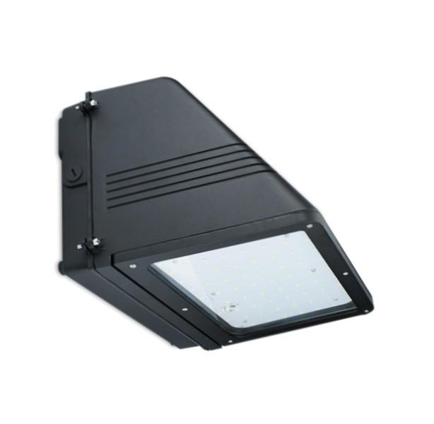 FL7631 - FUZION LIGHTING - LED Wall Light Trapezoid - Black Finish