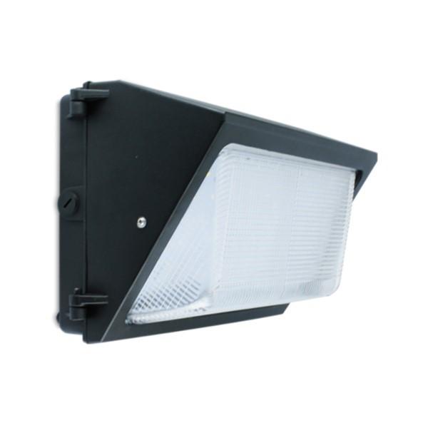 FL7621 - FUZION LIGHTING - LED Wall Light Rectangular - Black Finish