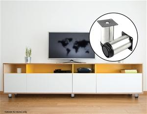 Stainless Steel Kitchen Adjustable Feet