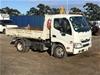 <p>2012 Hino 300  4 x 2 Tipper Truck</p>