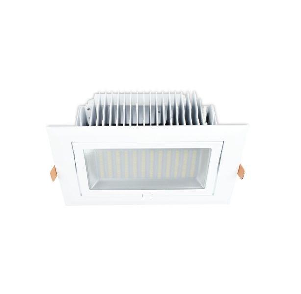 FL5712 - FUZION LIGHTING - LED Shoplight - White Finish