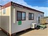10m x 3m Transportable 3 room Office Block on Skid