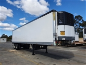 2006 Maxitrans ST2 Refrigerated Trailer