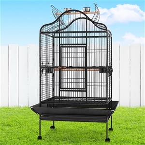 i.Pet Bird Cage Pet Cages Aviary 183CM L
