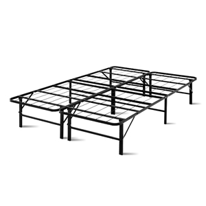 Artiss Foldable Double Metal Bed Frame -