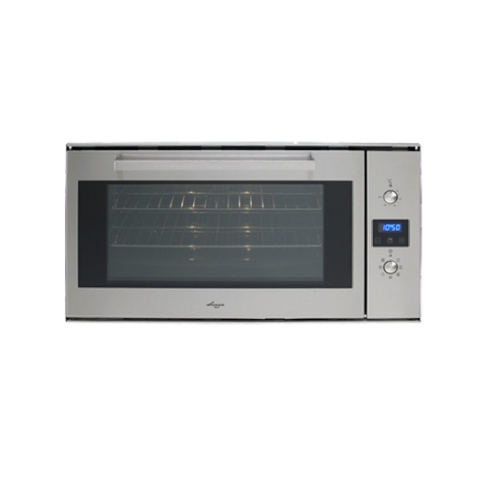 Euro 90cm S/S Electric Multi-function Oven, Model: ESM90TSX