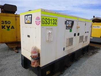 2014 Olympian XQE150-2 KVA Silenced Enclosed Generator (MR317)