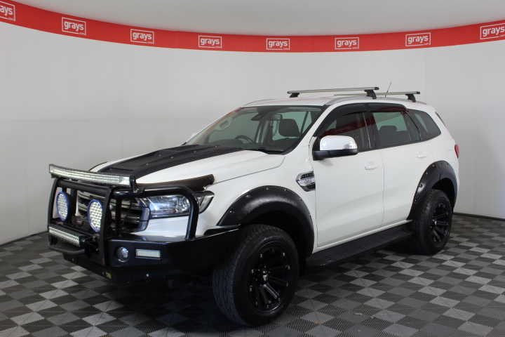 2016 Ford EVEREST Trend UA T/Diesel Auto 1 Owner 7 Seats Wagon