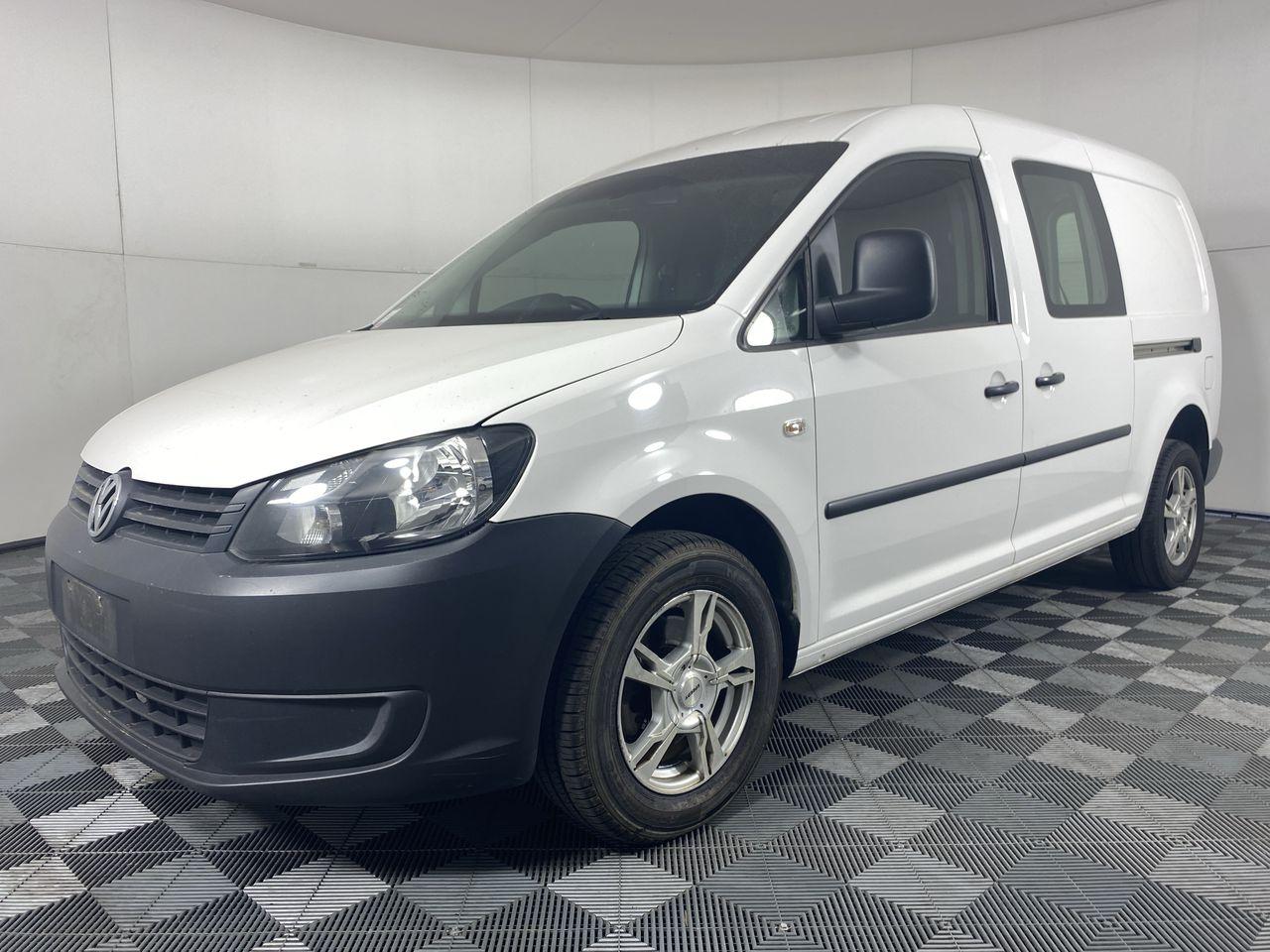 2013 Volkswagen Caddy TSI175 MAXI Van (Service History)
