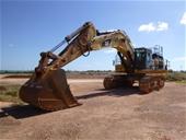 2012 Caterpillar 374D LME Hydraulic Excavator - NT